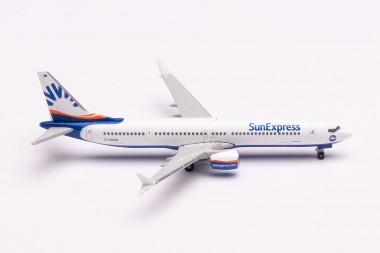Herpa 534291 Boeing 737MAX9 Sun Express Deutschland