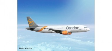 Herpa 534307 Airbus A320 Condor (new2019)