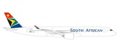 Herpa 534390 Airbus A350-900 South African Airways
