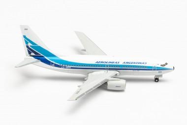 Herpa 534932 Boeing 737-700 Aerolineas Argentinas