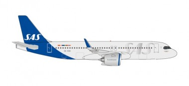 Herpa 534963 Airbus A320neo SAS