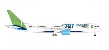 Herpa 534994 Boeing 787-9 Dreamliner Bamboo Airways