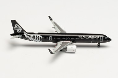 Herpa 535878 Airbus A321neo Air New Zealand black