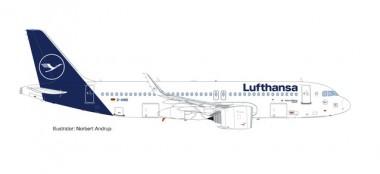 Herpa 559768 Airbus A320neo LH Lufthansa (new)