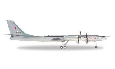 Herpa 559874 Tupolev TU-95MS Russian Air Force