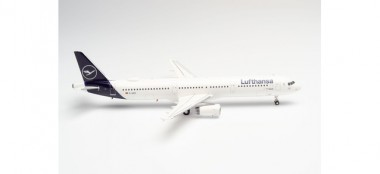 Herpa 559959 Airbus A321 LH Luftansa/Die Maus