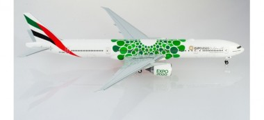 Herpa 570664 Boeing 777-300ER Emirates Expo 2020