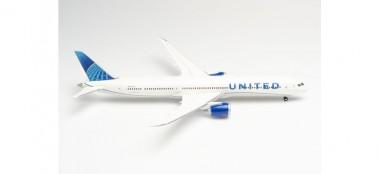 Herpa 570848 Boeing 787-10 Dreamliner United Airlines