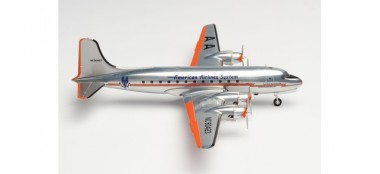 Herpa 570862 Douglas DC-4 AA American Airlines