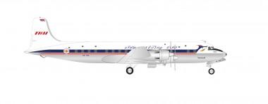 Herpa 570893 Douglas C-6B Thai Airways International