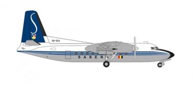 Herpa 571135 Fokker F27 Friendship Sabena
