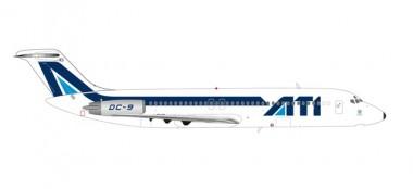 Herpa 571234 Douglas DC-9-30 ATI - Aero Trasporti