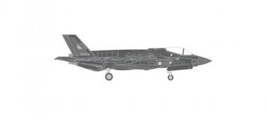 Herpa 571289 F-35A Lightning II Japanese Air Self-Def