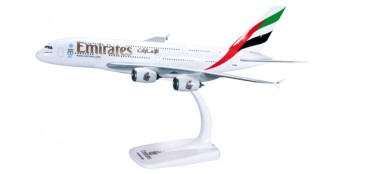 Herpa 607018-001 Airbus A380-800 Emirates