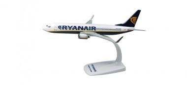 Herpa 609395 Boeing 737-800 Ryanair