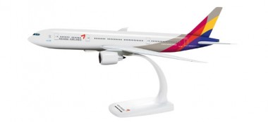 Herpa 609784 Boeing 777-200 Asiana Airlines