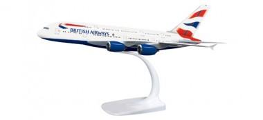 Herpa 609791 Airbus A380-800 BA