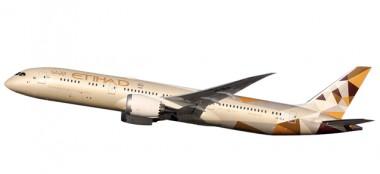 Herpa 610636 Boeing 787-9 Dreamliner Etihad Airways