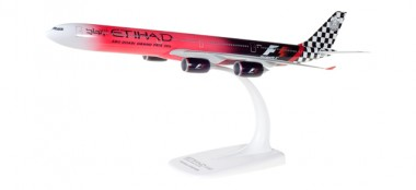 Herpa 611084 Airbus A340-600 Etihad Airways