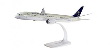 Herpa 611398 Boeing 787-9 Dreamliner Saudia