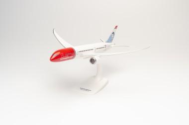 Herpa 611503-002 Boeing 787-9 Dreamliner Norwegian G-CKNA