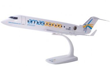 Herpa 611541 Bombardier CRJ-200 Amaszonas Uruguay