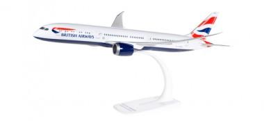 Herpa 611572 Boeing 787-9 Dreamliner BA