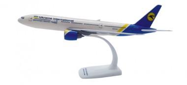 Herpa 611992 Boeing 777-200 Ukraine International