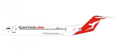 Herpa 612340 Fokker 100 QantasLink