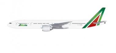 """Herpa 612555 Boeing 777-300ER Alitalia """"Roma"""""""
