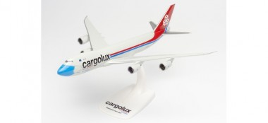 Herpa 613118 Boeing 747-8F Cargolux Not Without My...