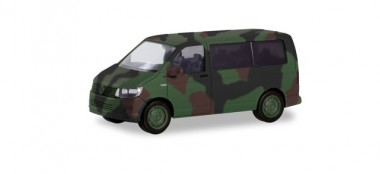 Herpa 700702 VW T6 Bus BW / Fecktarn