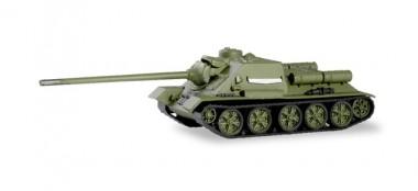 Herpa 746601 Jagdpz. SU-100 SOW 1945