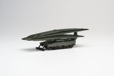 Herpa 746724 Brückenlegepanzer Leguan undekoriert