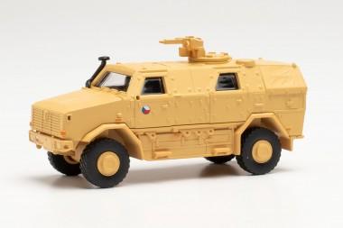 Herpa 746779 ATF Dingo 2 mit KMW 1530 Tschechien
