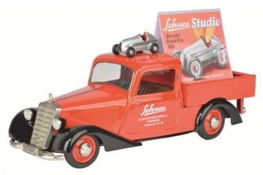 Schuco 450004500 MB 170V Werbewagen Schuco