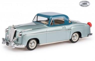 Schuco 450023600 MB 220 S Coupe hellblaumet.