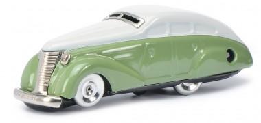 Schuco 450112500 Wendeauto 1010 grau/grün