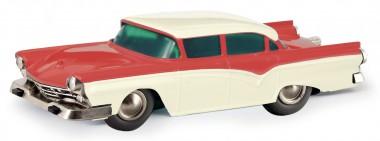 Schuco 450175900 Micro Racer Fairlane rot-beige