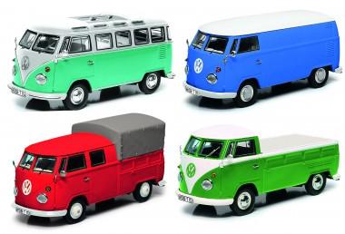 Schuco 450368900 Set: VW T1/2