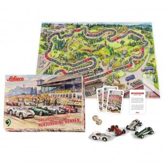 Schuco 450513700 Spiel NÜRBURGRING II