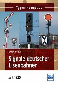 Transpress 71426 Signale deutscher Eisenbahnen seit 1920