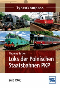 Transpress 71466 Loks der Polnischen Staatsbahnen PKP