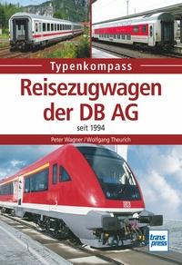 Transpress 71507 Reisezugwagen der DB AG - seit 1994