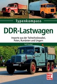 Motorbuch 3758 DDR-Lastwagen - Importe