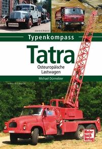 Motorbuch 3882 Tatra - Osteuropäische Lastwagen