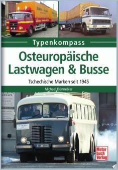 Motorbuch 3963 Osteuropäische Lastwagen & Busse