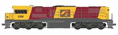 Southern Rail Q232H0 Aurizon Diesellok 2300 Class Ep.5