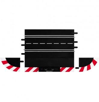 Carrera 20583 Anschlussstück für mehrspurigen Ausbau