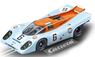 Carrera 23857 DIG124 Porsche 917K #6 Watkins Glen